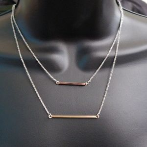 DYADEMA ITALY STERLING NECKLACE